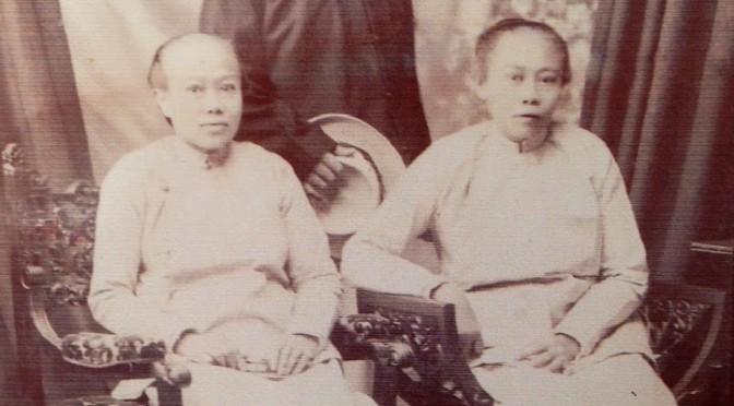 Tan Kie Dwan en zijn twee echtgenotes