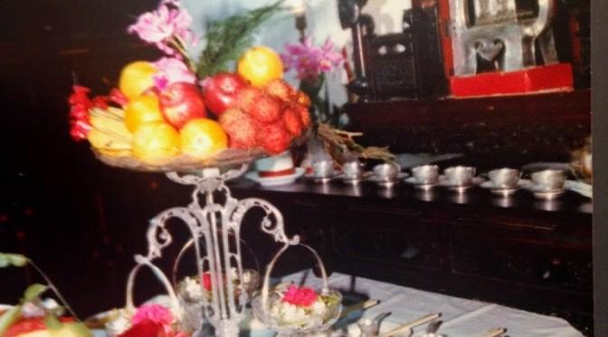 Huisaltaar in Sepanjang