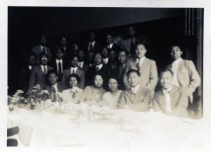 1933- rest Verre Oosten ,Katendrecht