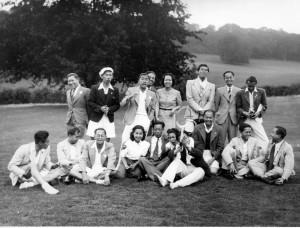 1939 juli Digswell Park