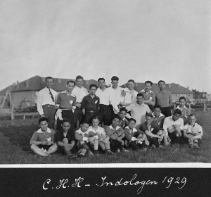 AlbumB extraCHH - Indologen 1929