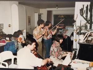 muziekfamilie